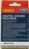 Hornby R8106 A1/A3 TTS Digital Sound Decoder